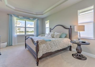 Royal Palm Master bedroom