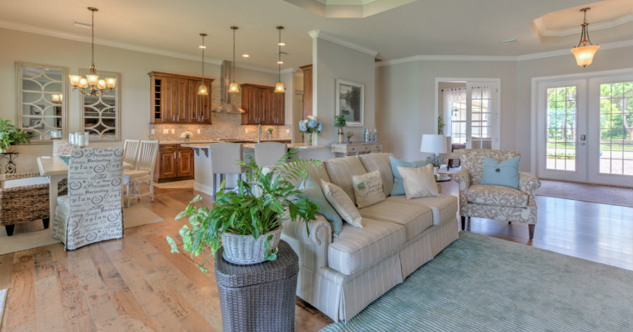 brennity at tradition custom homes