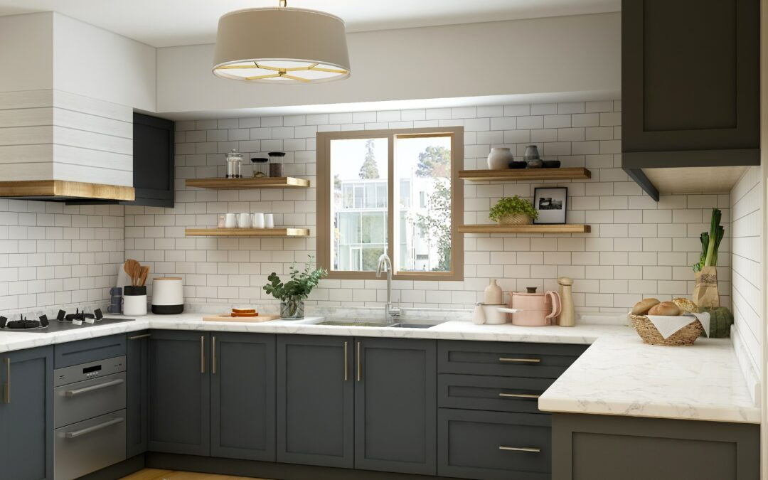 Kitchens: The Top Trends in 2021